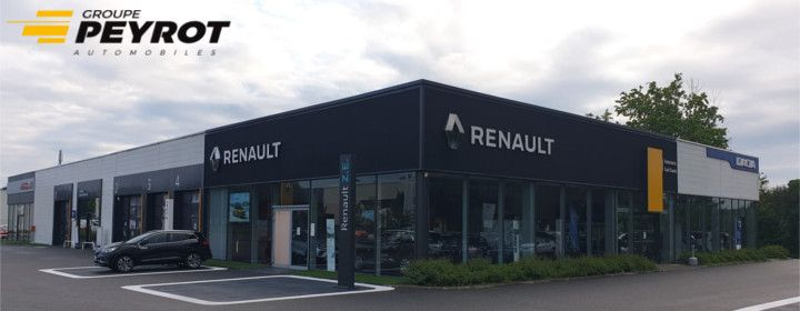 Photo de la concession RENAULT Saint-Gaudens